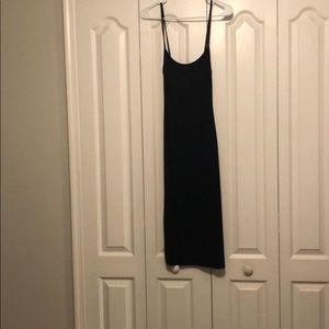 Nasty Gal Dresses - Black bodycon dress